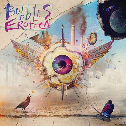 Band to Watch and New Album Review:  Bubbles Erotica By:  Coren E. McLeod
