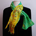 SOLD - Nuno felted Scarf