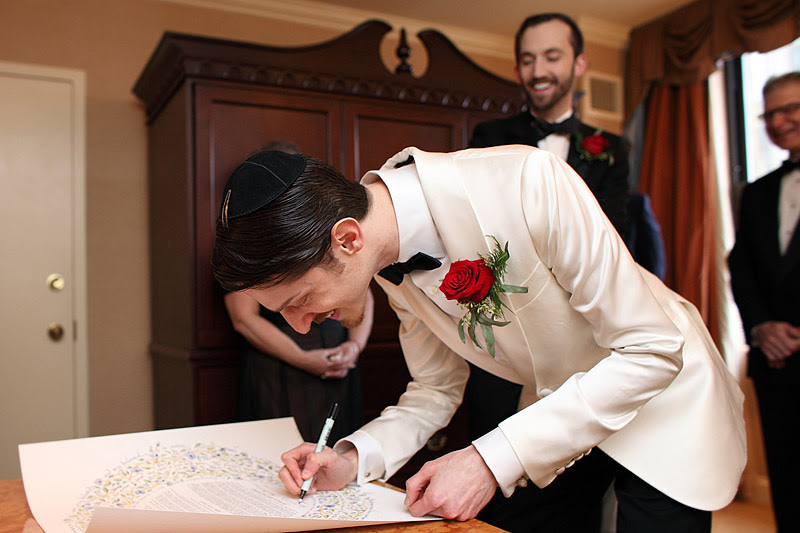 Same sex wedding in Minneapolis