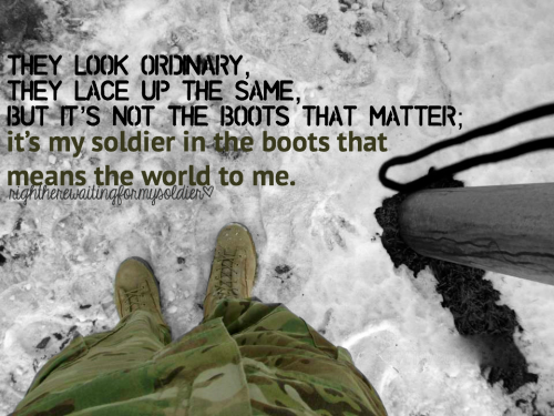I Love My Soldier Quotes And Sayings