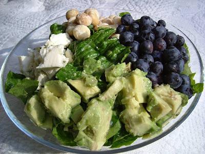Yesterday's salad