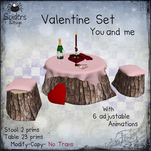 Valentine Set - You and Me