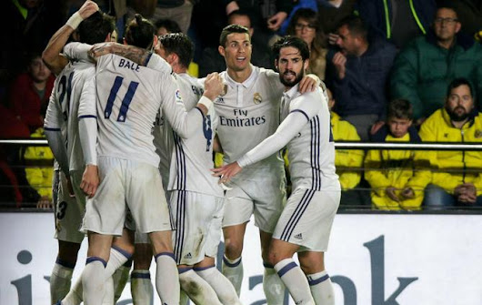 Real Madrid equal longest scoring streak in Spanish history - beIN SPORTS