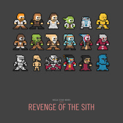 Mega Star Wars: Revenge of the Sith