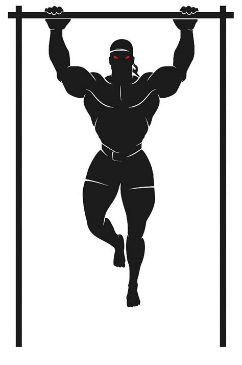 » Pull-Up Logo Brute Force Strength