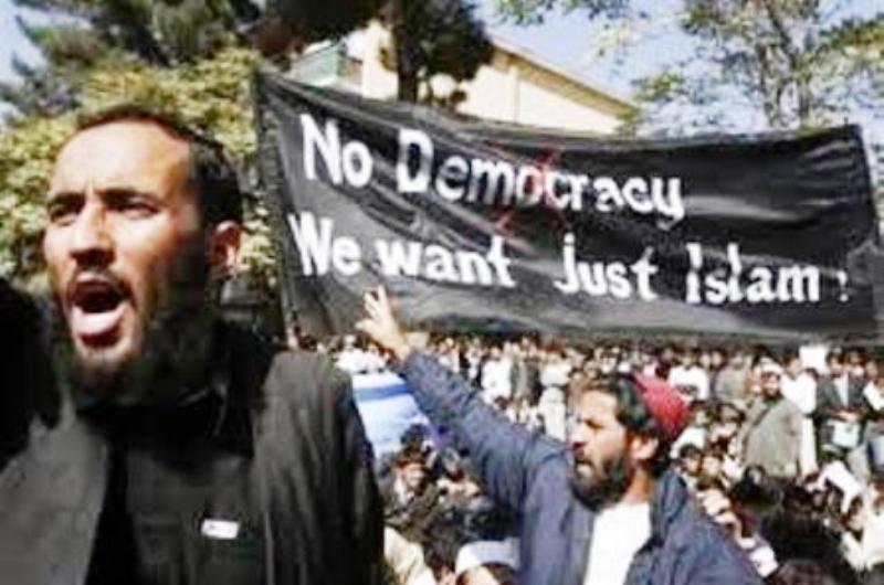 """Résultat de recherche d'images pour """"pas democratie juste islam"""""""