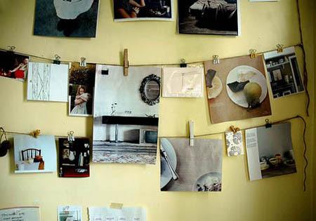 photographs-walls, fotos, cuadros, decoracion, interiores