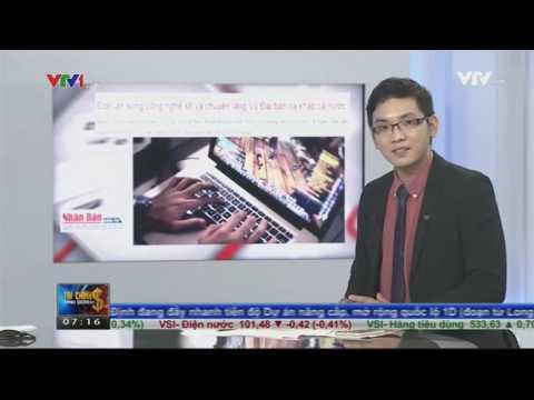 Phần lớn doanh nghiệp Việt gần như vô hình với thế giới trực tuyến, bỏ lỡ cơ hội có thể tăng doanh số bán hàng lên đến 4 lần