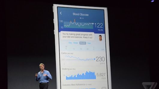 How Apple and Google plan to reinvent health care