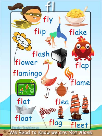 fl phonics sound