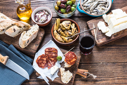 Where to get the best tapas in Malaga