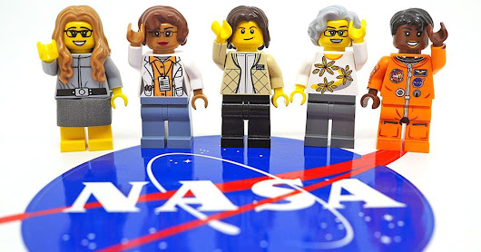 Lego is making a 'Women of NASA' set