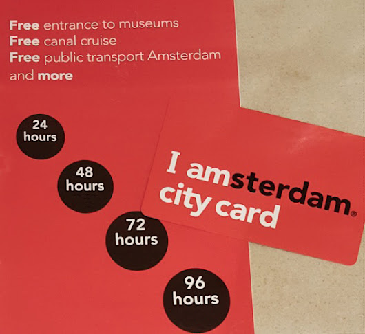 72 Hours in Amsterdam