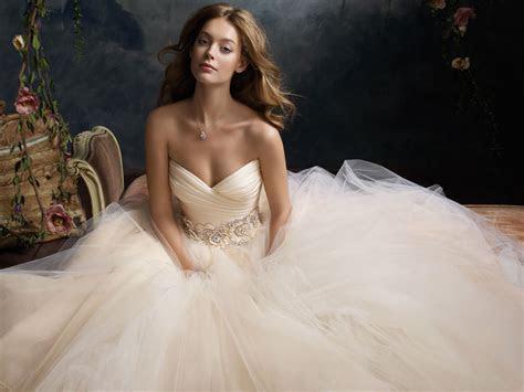 Lazaro 3108 Sherbet Size 4 Wedding Dress ? OnceWed.com