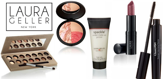 Laura Geller New York Giveaway for Love, Shelbey subscribers
