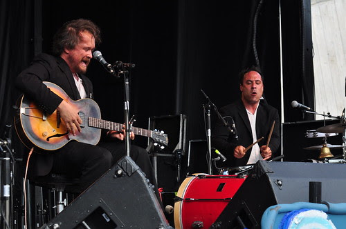 The Sunparlour Players at Ottawa Bluesfest 2009