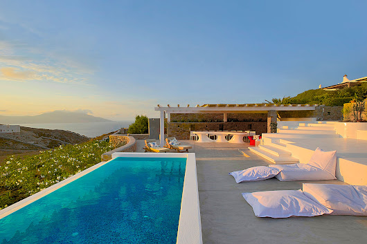 Support Greece: Vacation at One of These Amazing Homes - Vogue
