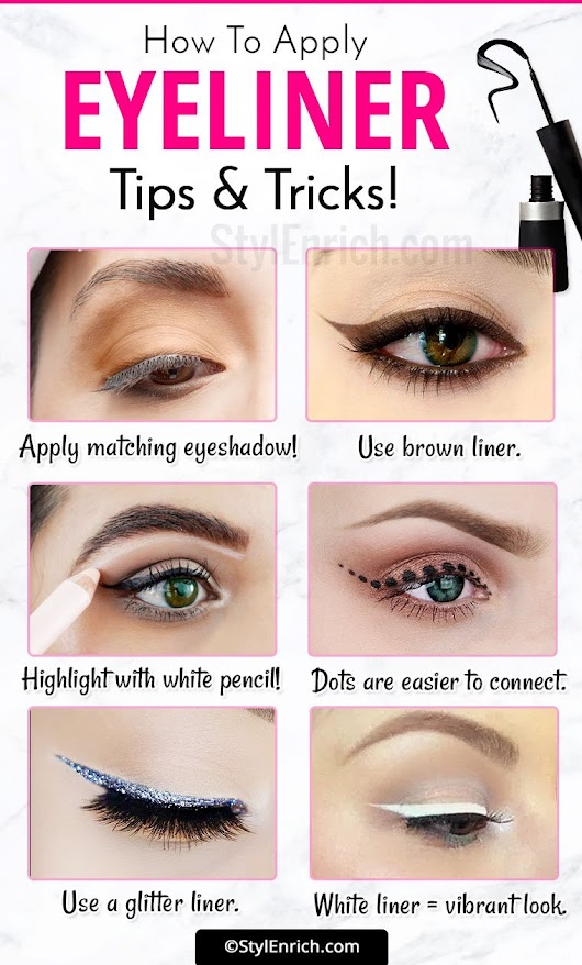 How to apply eyeshadow correctly 7 2