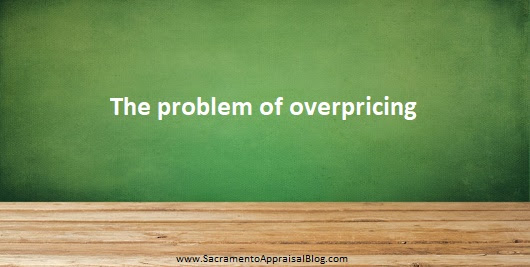 The temptation to overprice in real estate