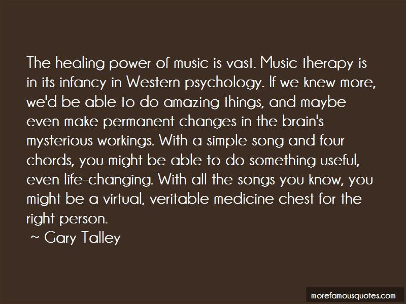 Quotes About Music Therapy Top 41 Music Therapy Quotes From Famous