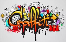 Graffiti Stiker Keren