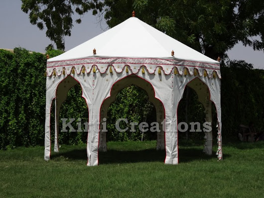 Aesthetic Luxury Tents – Raj Tent