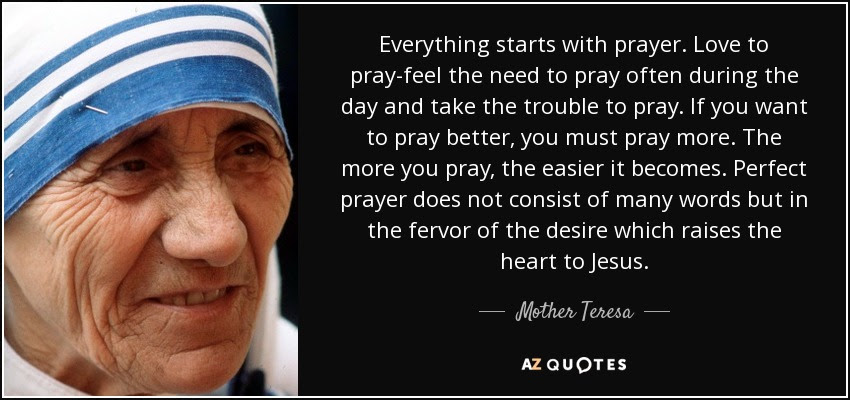Image result for The Need to Pray