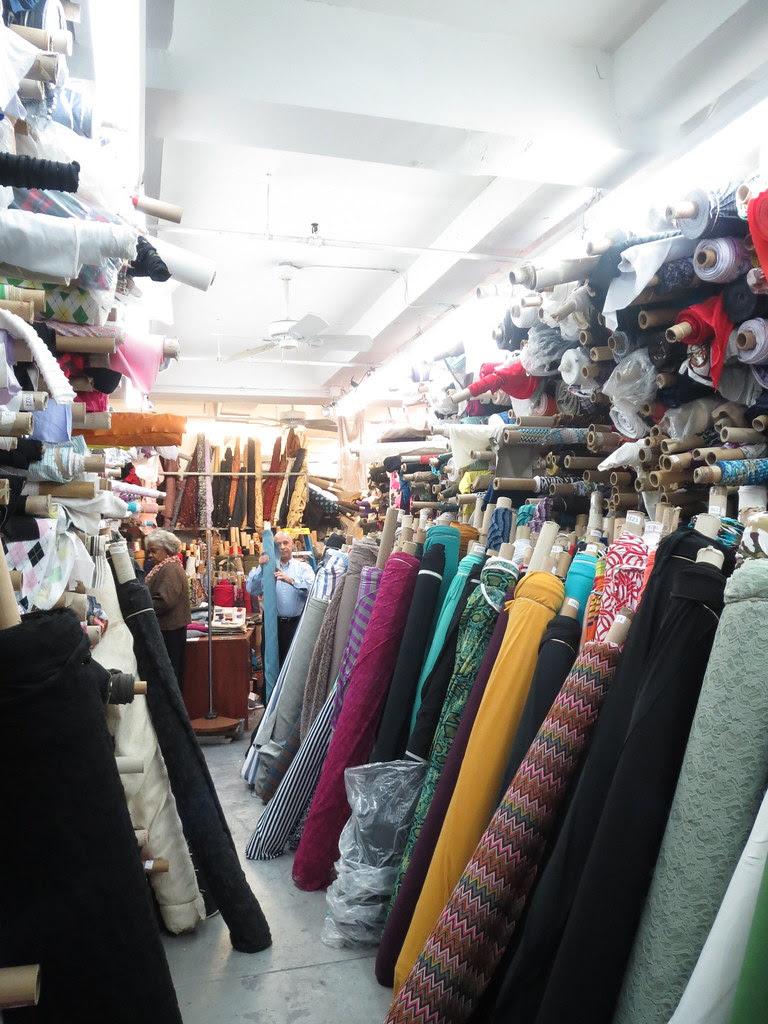 Tidied Store-Metro Textiles