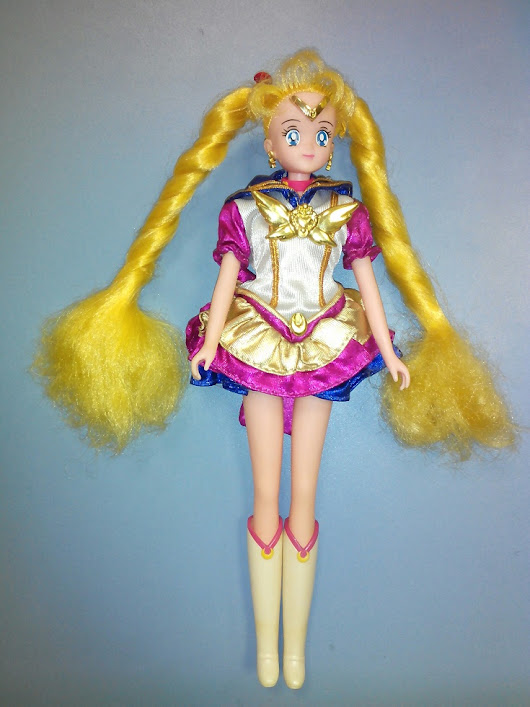 Shoujo Dolls - Review: Sailor Moon Collection 1