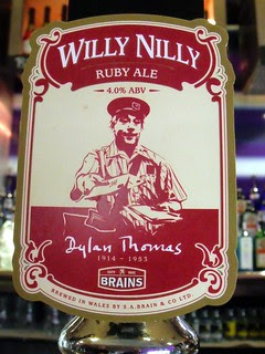 Brains, Willy Nilly, Wales
