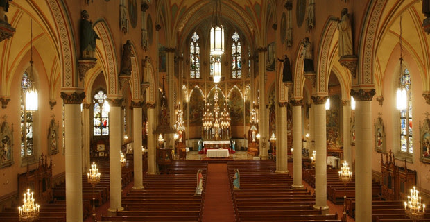 St. Anne's Interior