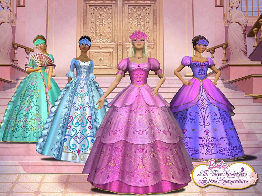 Coloriage Barbie Princesse De L Ile Merveilleuse Des