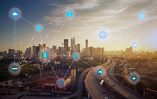 Where IoT Meets The Industrial Complex: IIoT | Sensors Magazine