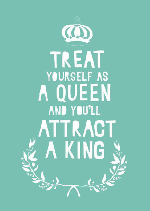 Treat Yourself As A Queen Pictures Photos And Images For Facebook