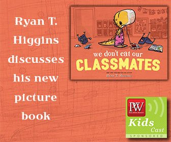 PW KidsCast: A Conversation with Ryan T. Higgins