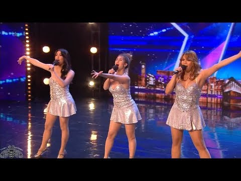 Britain's Got Talent 2018 Invaded by the Miss Tres