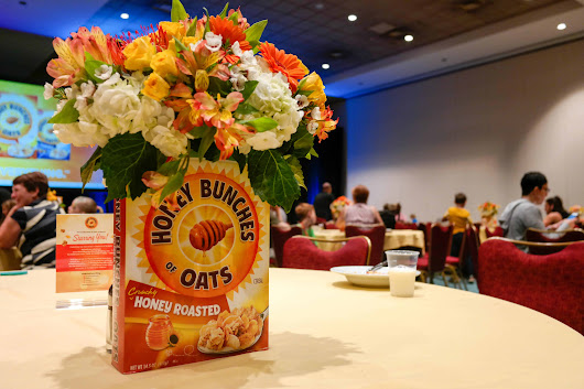 "Honey Bunches Of Oats ""This is Everything"" Breakfast Recap - Brooklyn Active Mama"