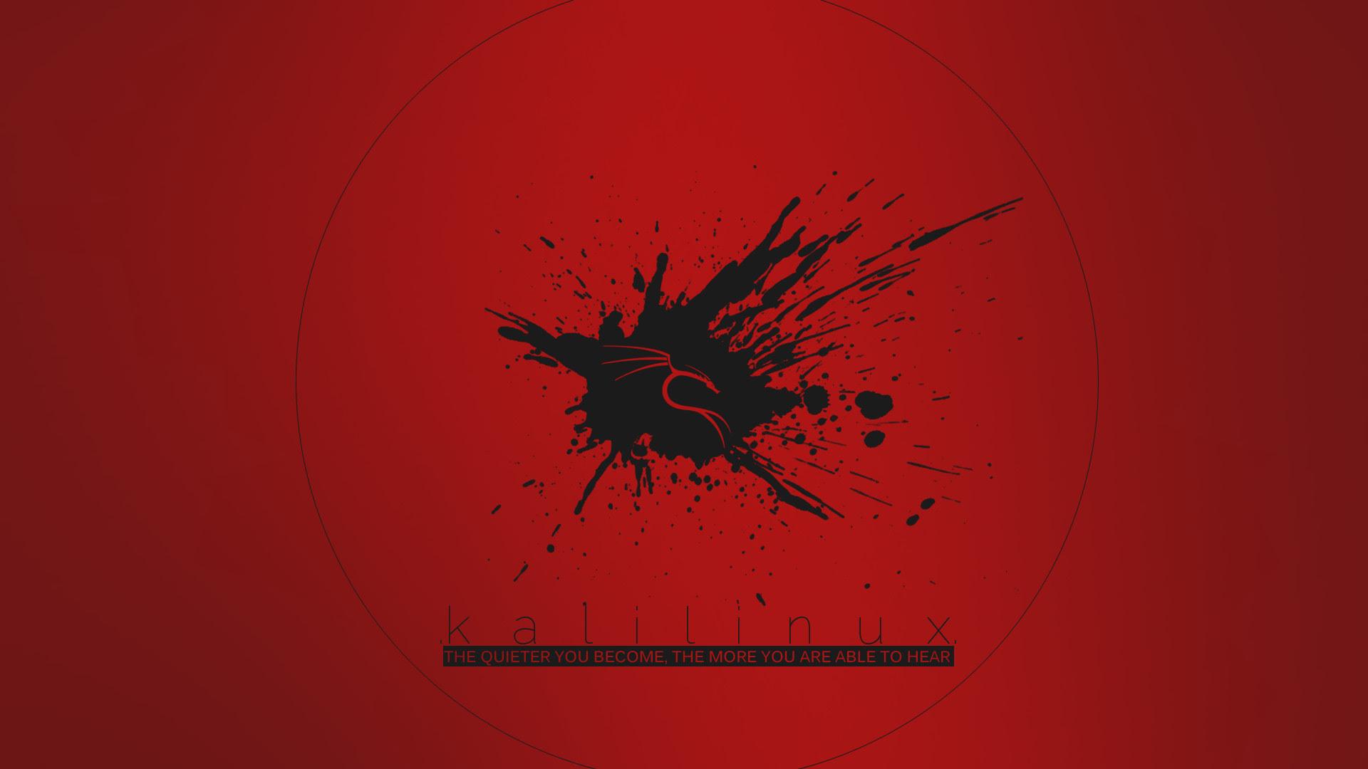 Kali Linux Dragon Wallpaper