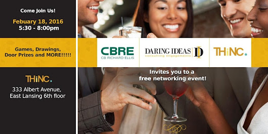 THiNC. technology and Daring Ideas Consulting Engagements Presents: A Night of Networking