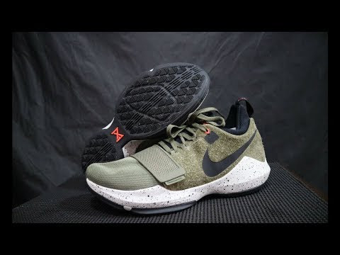 Performance Review: Nike Zoom PG1