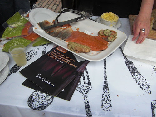 Frank Hederman's Smoked Salmon