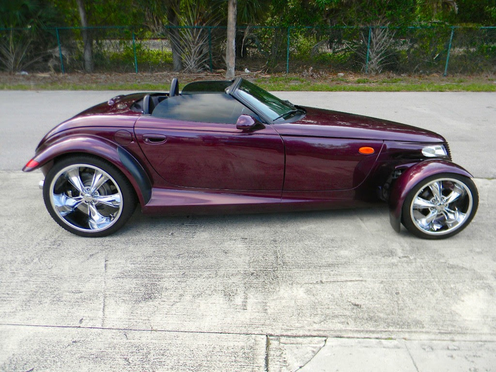 1999 Plymouth Prowler Convertible For Sale