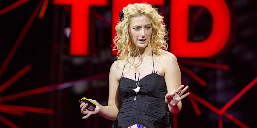 Jane McGonigal Explains How to Make Your Life Better Through Gaming