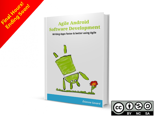 Agile Android Software Development Book by Étienne Savard —  Kickstarter