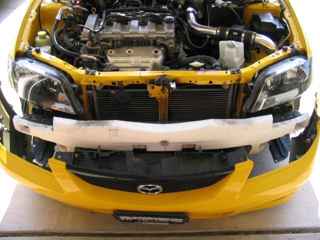 2002 Mazda Protege5 Guides