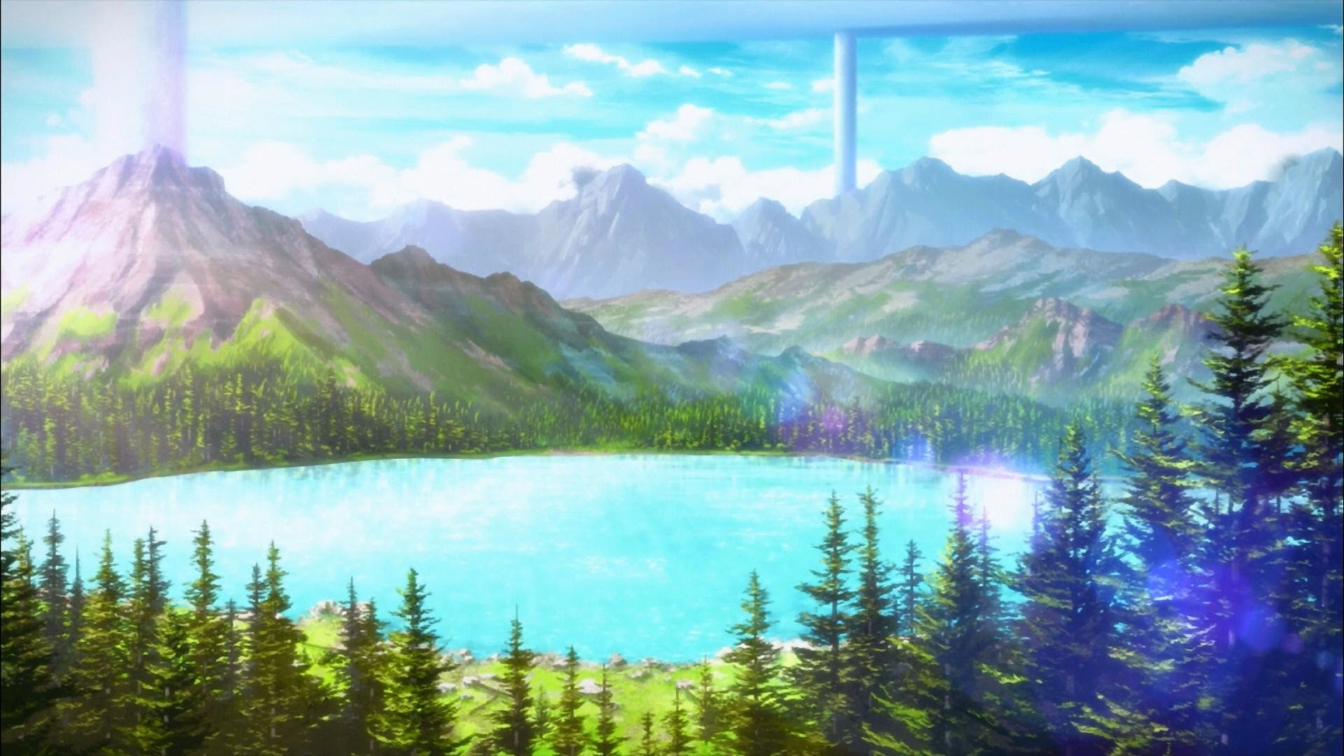 14 High Resolution Anime Landscape Wallpaper 4k Orochi Wallpaper