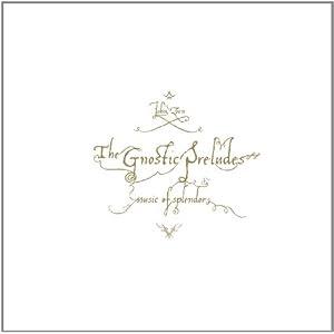 John Zorn  - Gnostic Preludes   cover