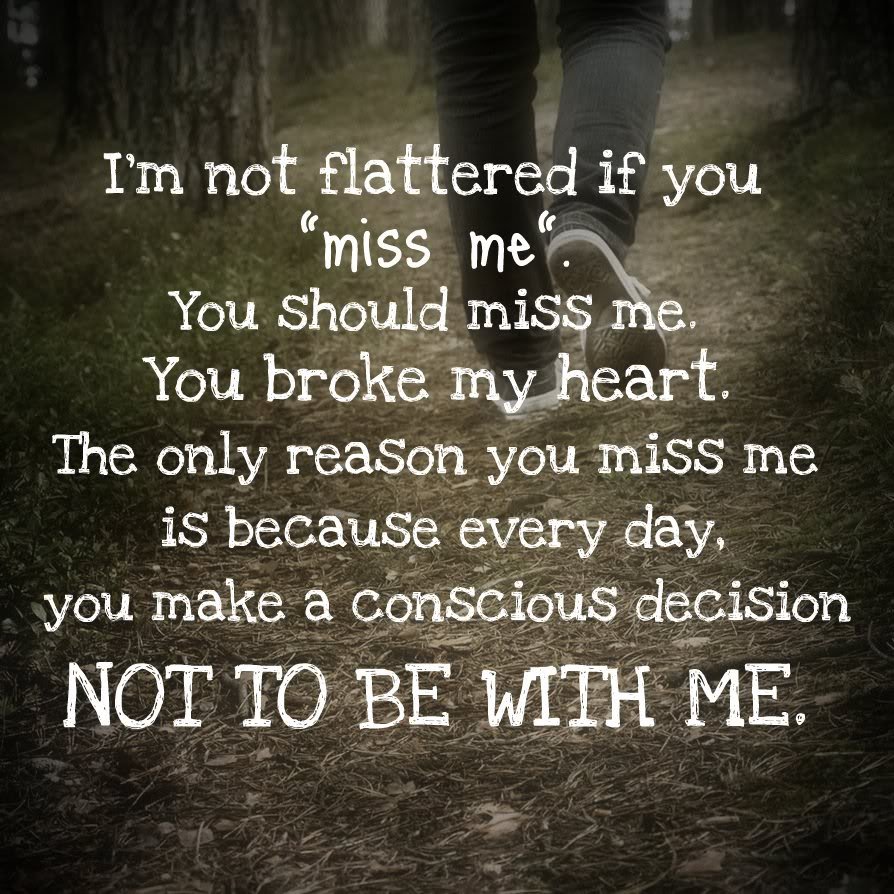 True Love Quote If It Stopped Would You Miss Me Quotespicturescom