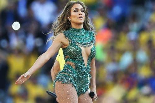 Jennifer Lopez Curvy Figures