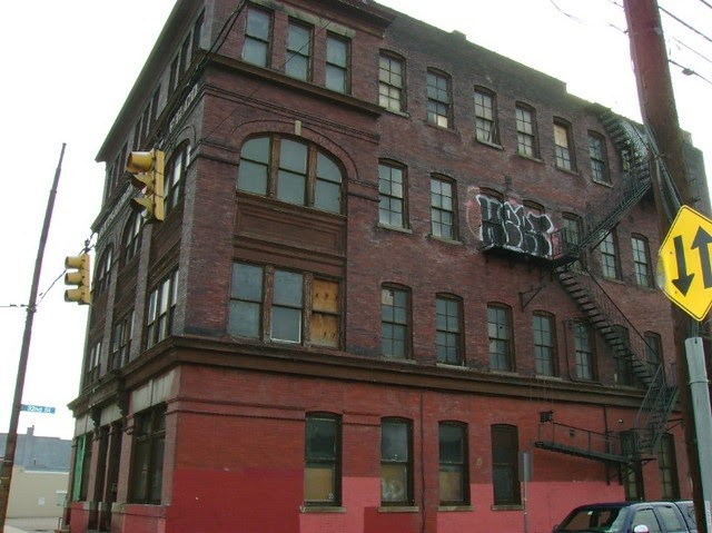 Discovering Historic Pittsburgh Strip District